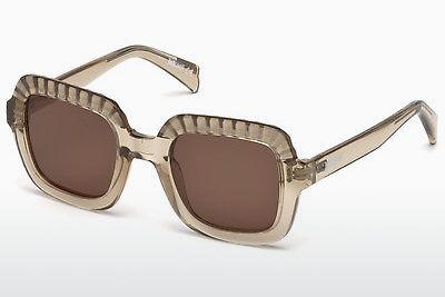 Sonnenbrille Just Cavalli JC748S 45E - Braun, Bright, Shiny