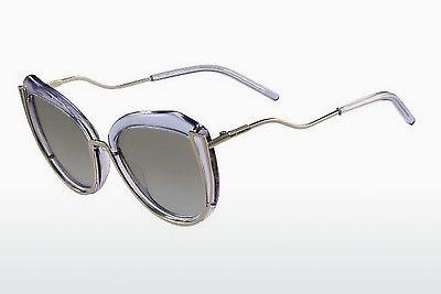 Lunettes de soleil Karl Lagerfeld KL928S 533 - Blanches
