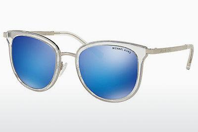 Lunettes de soleil Michael Kors ADRIANNA I (MK1010 110525) - Blanches, Clear