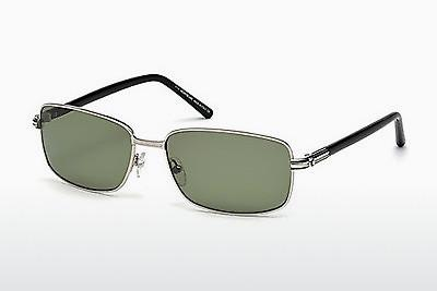 Sonnenbrille Mont Blanc MB503T 16R - Silber, Shiny, Grey