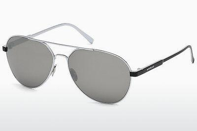 Sonnenbrille Mont Blanc MB644S 16C - Silber