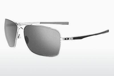 Sonnenbrille Oakley PLAINTIFF SQUARED (OO4063 406303) - Silber
