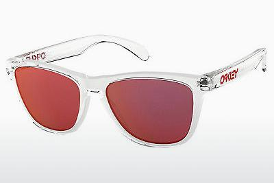 Lunettes de soleil Oakley FROGSKINS (OO9013 9013A5) - Transparentes, Blanches
