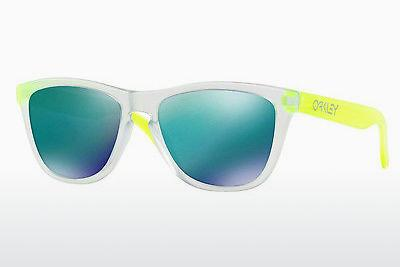 Lunettes de soleil Oakley FROGSKINS (OO9013 9013B4) - Transparentes, Blanches