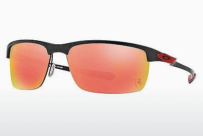 Sonnenbrille Oakley CARBON BLADE (OO9174 917406) - Rot