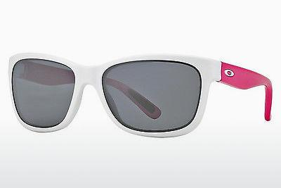 Lunettes de soleil Oakley FOREHAND (OO9179 917925) - Blanches