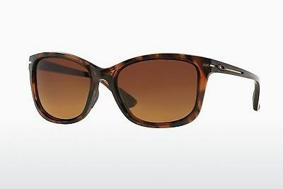 Occhiali da vista Oakley DROP IN (OO9232 923203) - Marrone, Avana