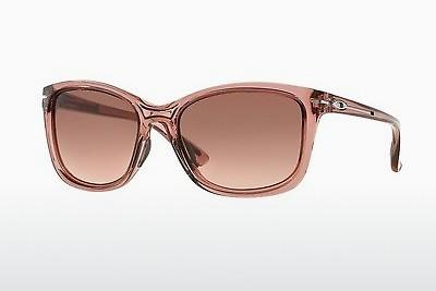 Sonnenbrille Oakley DROP IN (OO9232 923205) - Rosa, Transparent
