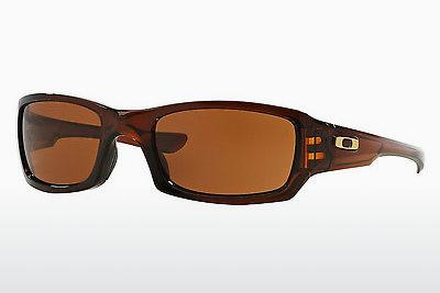 Sonnenbrille Oakley FIVES SQUARED (OO9238 923807) - Braun