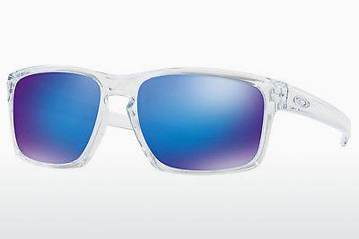 Lunettes de soleil Oakley SLIVER (OO9262 926206) - Blanches, Clear