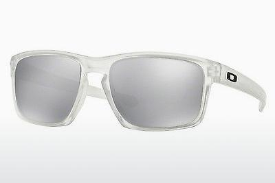 Lunettes de soleil Oakley SLIVER (OO9262 926223) - Blanches, Clear