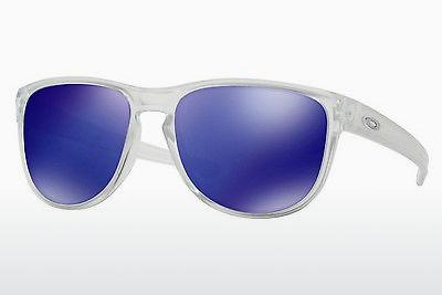 Lunettes de soleil Oakley SLIVER R (OO9342 934202) - Blanches, Clear
