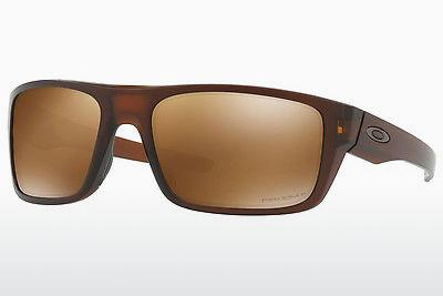 Sonnenbrille Oakley DROP POINT (OO9367 936707) - Braun