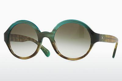 Sonnenbrille Paul Smith MARSETT (S) (PM8213S 13938E) - Grün, Braun, Havanna