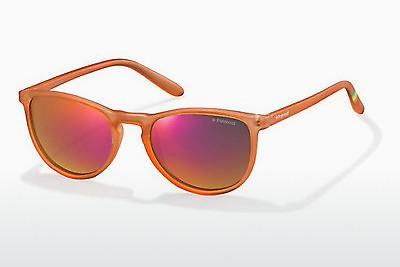 Sonnenbrille Polaroid Kids PLD 8016/N IMT/OZ - Orange