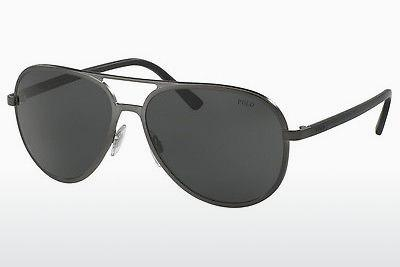 Sonnenbrille Polo PH3102 918787 - Grau