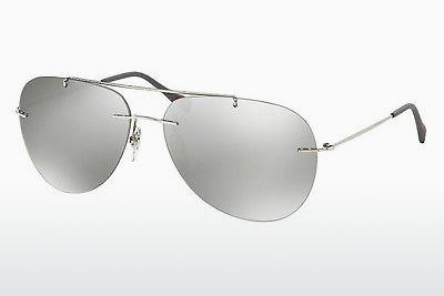 Occhiali da vista Prada Sport RED FEATHER (PS 50PS 1BC2B0) - Grigio