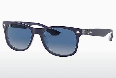 Sonnenbrille Ray-Ban Junior RJ9052S 70234L - Blau, Transparent