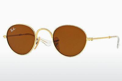 Sonnenbrille Ray-Ban Junior RJ9537S 223/3 - Gold