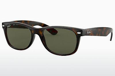 Occhiali da vista Ray-Ban NEW WAYFARER (RB2132 902/58) - Marrone, Tartaruga