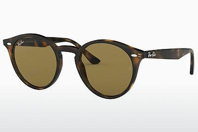 Occhiali da vista Ray-Ban RB2180 710/73 - Marrone, Avana