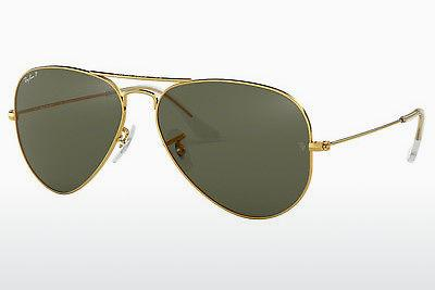 Occhiali da vista Ray-Ban AVIATOR LARGE METAL (RB3025 001/58) - Oro