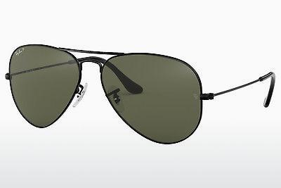 Occhiali da vista Ray-Ban AVIATOR LARGE METAL (RB3025 002/58) - Nero