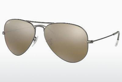 Sonnenbrille Ray-Ban AVIATOR LARGE METAL (RB3025 029/30) - Grau