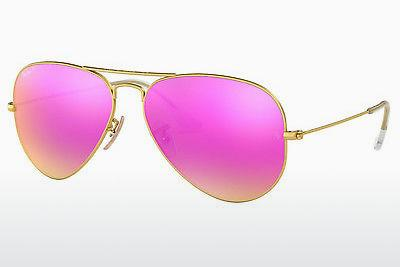 Sonnenbrille Ray-Ban AVIATOR LARGE METAL (RB3025 112/1Q) - Gold