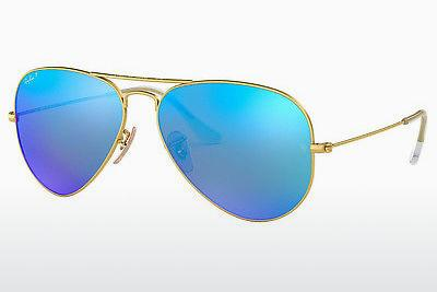 Occhiali da vista Ray-Ban AVIATOR LARGE METAL (RB3025 112/4L) - Oro