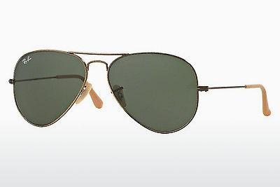 Occhiali da vista Ray-Ban AVIATOR LARGE METAL (RB3025 177) - Oro