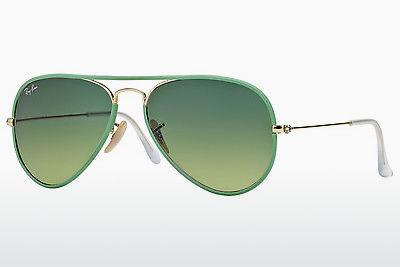 Sonnenbrille Ray-Ban AVIATOR FULL COLOR (RB3025JM 001/3M) - Gold