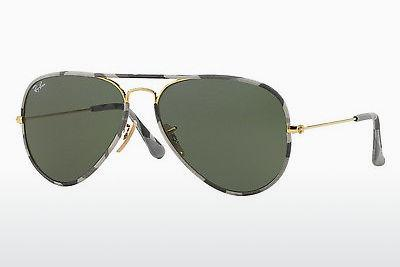 Sonnenbrille Ray-Ban AVIATOR FULL COLOR (RB3025JM 171) - Gold