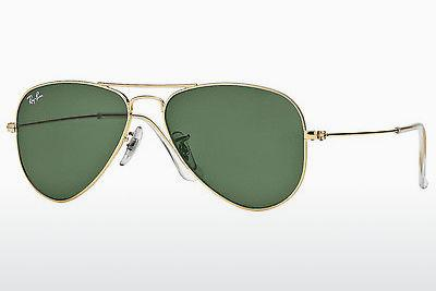 Occhiali da vista Ray-Ban AVIATOR SMALL METAL (RB3044 L0207) - Oro