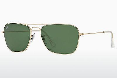 Sonnenbrille Ray-Ban CARAVAN (RB3136 001) - Gold