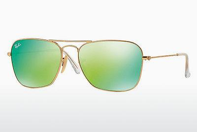 Sonnenbrille Ray-Ban CARAVAN (RB3136 112/19) - Gold