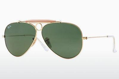 Occhiali da vista Ray-Ban SHOOTER (RB3138 001) - Oro