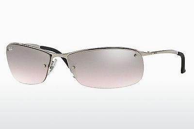Sonnenbrille Ray-Ban RB3183 003/8Z - Silber