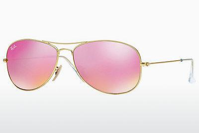 Sonnenbrille Ray-Ban COCKPIT (RB3362 112/4T) - Gold