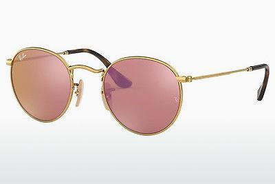 Sonnenbrille Ray-Ban ROUND METAL (RB3447N 001/Z2) - Gold