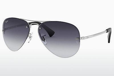 Sonnenbrille Ray-Ban RB3449 003/8G - Silber