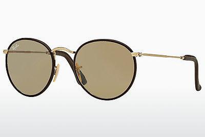 Sonnenbrille Ray-Ban ROUND CRAFT (RB3475Q 112/53) - Gold