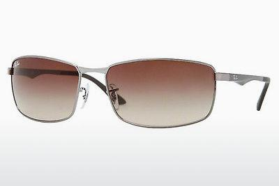 Lunettes de soleil Ray-Ban N/A (RB3498 004/13) - Argent, Blanches