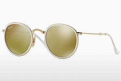 Sonnenbrille Ray-Ban ROUND (RB3517 001/93) - Gold