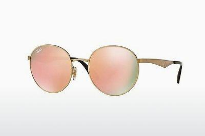 Lunettes de soleil Ray-Ban RB3537 001/2Y - Or
