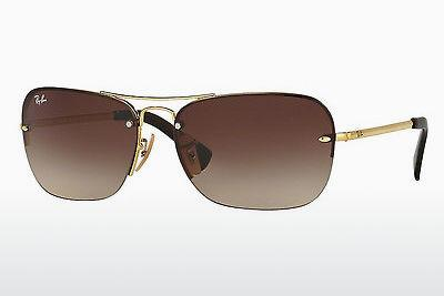 Lunettes de soleil Ray-Ban RB3541 001/13 - Or