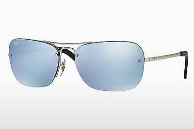 Sonnenbrille Ray-Ban RB3541 003/30 - Silber