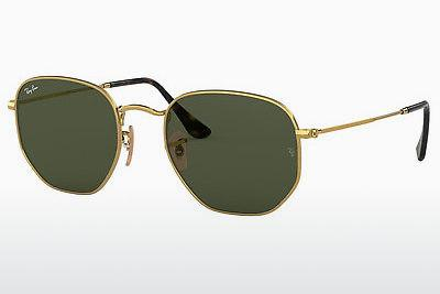 Sonnenbrille Ray-Ban RB3548N 001 - Gold
