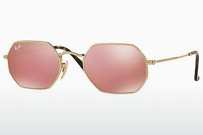 Lunettes de soleil Ray-Ban RB3556N 001/Z2 - Or