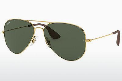 Lunettes de soleil Ray-Ban RB3558 001/71 - Or